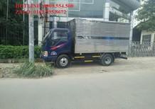 Đại lý bán xe tải JAC 2 tấn 4 / 2T4 / 2,4T uy tín tại Sài Gòn
