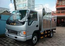 Xe tải Jac 2t5 | 2tấn5 máy Isuzu Nhật Bản hạ tải chạy vào thành phố - không phải chờ giờ
