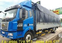Faw 7T3 | Xe tải Faw 7.3 Tấn (7 Tấn), thùng bạt dài 6.2m, động cơ Hyundai