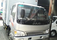 Xe tải JAC 2 tấn 4 / 2T4 / 2.4T, máy công nghệ Isuzu giá rẻ nhất Sài Gòn