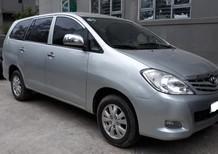 Chính chủ cần bán Toyota Innova 2009, bản G chuẩn