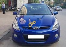 Bán ô tô Hyundai i20 1.4L đời 2010, màu xanh lam, xe nhập