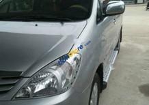 Cần bán xe Toyota Innova G đời 2010, màu bạc, giá tốt