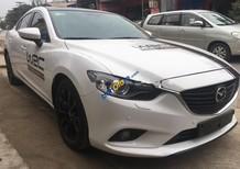 Bán xe Mazda 6 2.0 2014, màu trắng, giá 710tr