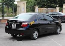 Bán xe Toyota Vios MT sản xuất 2010, màu đen