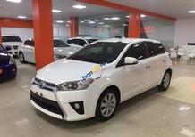 Cần bán lại xe Toyota Yaris G đời 2014, màu trắng