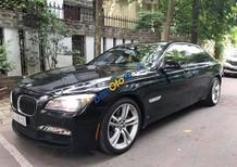 Bán BMW 7 Series 750Li model 2011, màu đen, nhập khẩu nguyên chiếc