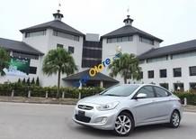 Bán Hyundai Accent blue 1.4AT đời 2014, màu bạc, giá chỉ 475 triệu