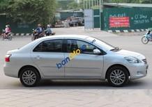 Bán xe Toyota Vios đời 2013, màu bạc chính chủ