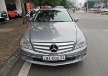 Mercedes C200 2010 màu xám