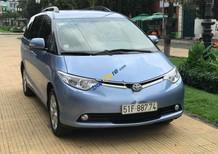 Bán Toyota Previa GL 2.4 đời 2006, màu xanh lam, nhập khẩu nguyên chiếc số tự động