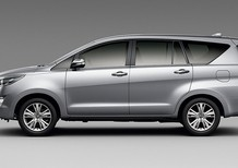 Bán ô tô Toyota Innova E 2017, màu trắng, hỗ trợ trả góp lên tới 80%