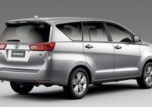 Cần bán xe Toyota Innova 2.0 G 2017 giá cạnh tranh, hỗ trợ trả góp lên tới 90%