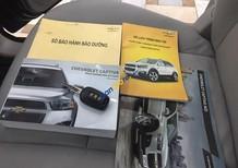 Bán Chevrolet Captiva LTZ màu đen vip, số tự động sản xuất 2013, đi 30.000 km mới 90%
