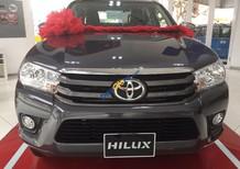Cần bán xe Toyota Hilux 2.4E AT tự động đời mới, nhập khẩu Thái Lan, hỗ trợ 85% giá trị xe