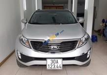 Cần bán gấp Kia Sportage 2.0AT đời 2013, màu bạc, nhập khẩu Hàn Quốc mới chạy 23.000km, giá 659tr