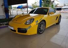 Bán Porsche Cayman S 3.4 đời 2007, màu vàng, nhập khẩu