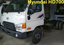 Bán xe tải Hyundai Hd120s/ 8 tấn, Đô Thành lắp ráp, giá cạnh tranh nhất tại Sài Gòn