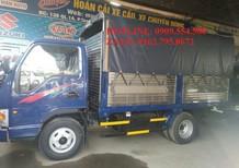 Xe tải JAC 2 tấn 4 / 2t4 / 2,4t máy công nghệ Isuzu giá rẻ nhất Sài Gòn