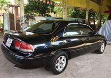 Bán gấp Mazda 626 đời 1997, màu đen