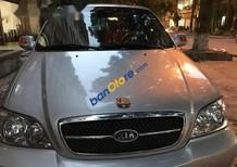 Bán gấp Kia Carnival đời 2009, màu bạc chính chủ giá cạnh tranh