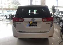 Cần bán xe Toyota Innova 2.0E đời 2017, màu trắng