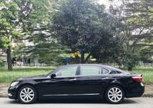 Bán Lexus LS LS460 đời 2007, màu đen, xe nhập bản 4 ghế