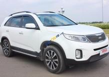 Bán xe Kia Sorento 2.4 đời 2016, màu trắng số tự động