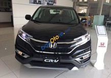 Cần bán xe Honda CR V 2.4TG đời 2017, màu đen, 950 triệu