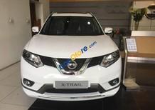 Bán Nissan X trail 2017, màu trắng