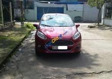 Cần bán xe Ford Fiesta 1.0 Ecoboost đời 2017, màu đỏ