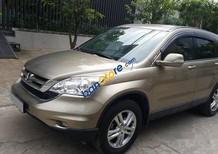 Xe Honda CR V AT đời 2011, màu nâu, 595 triệu