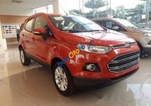 Bán Ford EcoSport 1.5L Titanium AT sản xuất 2017, màu đỏ