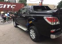 Bán Mazda BT 50 2015, màu đen, xe nhập giá cạnh tranh