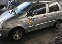 Cần bán gấp Daewoo Matiz SE 0.8 MT đời 2004, màu bạc giá cạnh tranh