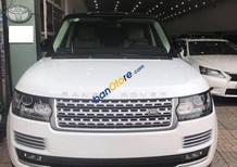 Bán xe LandRover Range Rover năm 2015, màu trắng, nhập khẩu nguyên chiếc