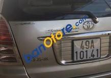 Bán xe Toyota Innova G năm 2006, màu bạc xe gia đình