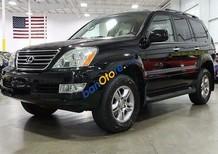 Cần bán xe Lexus GX 470 đời 2009, màu đen, nhập khẩu