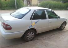 Cần bán xe Toyota Corolla 1.3 đời 2000, màu trắng