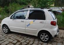 Cần bán xe Daewoo Matiz SE 0.8 MT đời 2005, màu trắng, 75 triệu