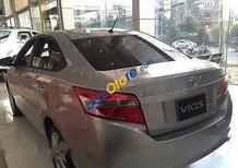 Bán Toyota Vios đời 2017, màu bạc