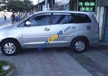 Cần bán xe Toyota Innova đời 2008, màu bạc, giá tốt