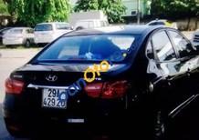 Chính chủ bán xe Hyundai Avante 1.6 đời 2011, màu đen