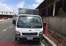 Quận 2 bán xe tải KIA 1,25 tấn 1,9 tấn thùng kín, hỗ trợ vay ngân hàng 75%