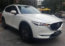 Bán Mazda CX 5 đời 2018, màu trắng