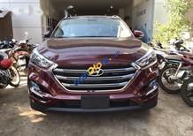 Bán xe Hyundai Tucson đời 2017, màu đỏ, giá 845tr