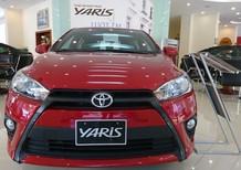 Bán Toyota Yaris E sản xuất 2018, màu đỏ, nhập khẩu