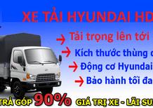 Xe HD 700 giá rẻ hỗ trợ trả góp cao