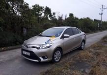 Bán ô tô Toyota Vios E sản xuất 2015 số sàn, 480tr
