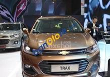 Bán ô tô Chevrolet Trax đời 2018, xe nhập. Ngân hàng hỗ trợ 80%, sở hữu xe chỉ từ 120tr
